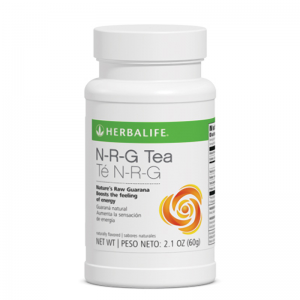 Nature's Raw Guarana Tea Herbalife