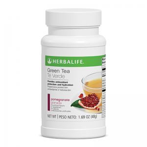 green-tea-herbalife-pomegranate