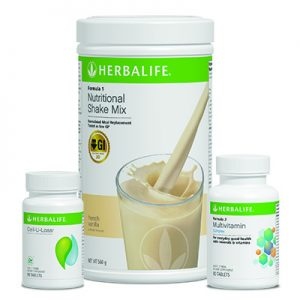 shape up pack herbalife